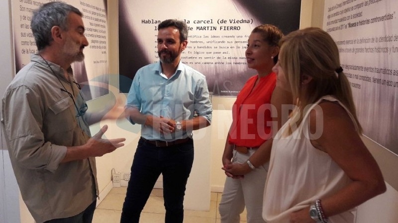 arabela carreras, museo tello, Pablo Carancini