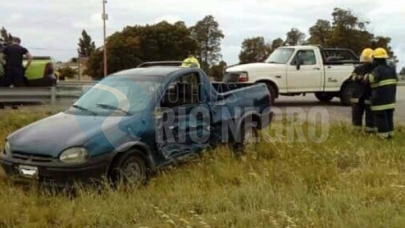 PATAGONES, ACCIDENTE