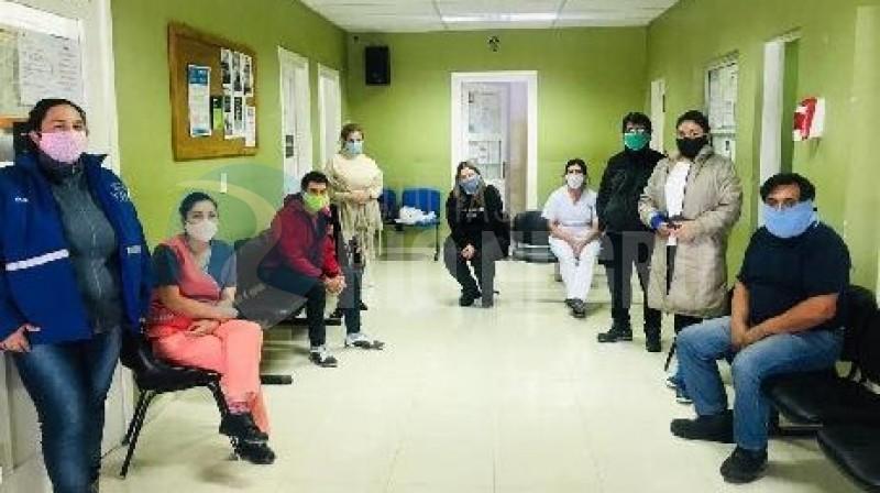 hospitales de la región sur