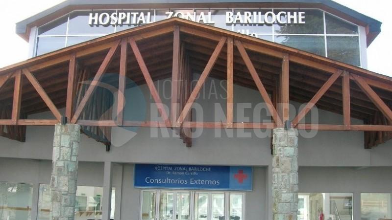 hospital, bariloche