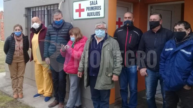 medico, doctor, la baliza, VILLA 7 DE MARZO