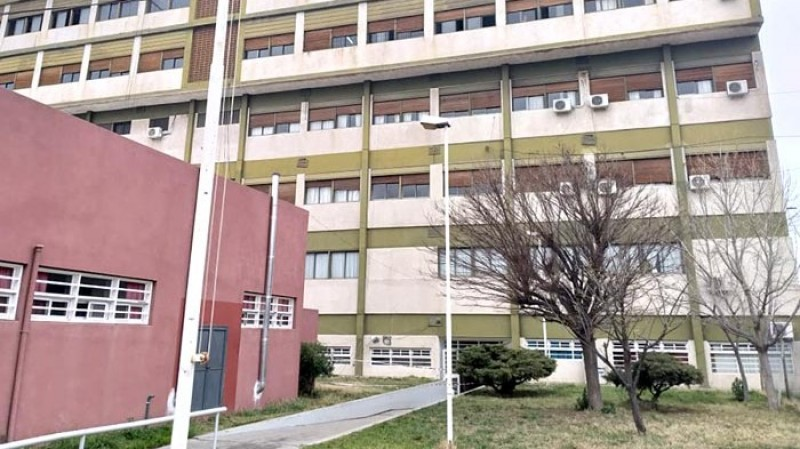 villa regina, hospital