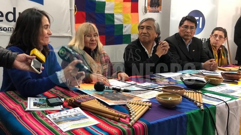 Cynthia Lupia, Inti Raymi