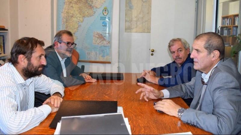 jose luis foulkes, mario castro, Carlos Silva, Fernando Álvarez de Celis