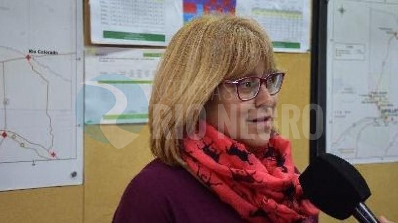 Marcela González, Inmunizaciones, antigripal