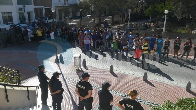 PROTESTA, PATAGONES, MUNICIPALES