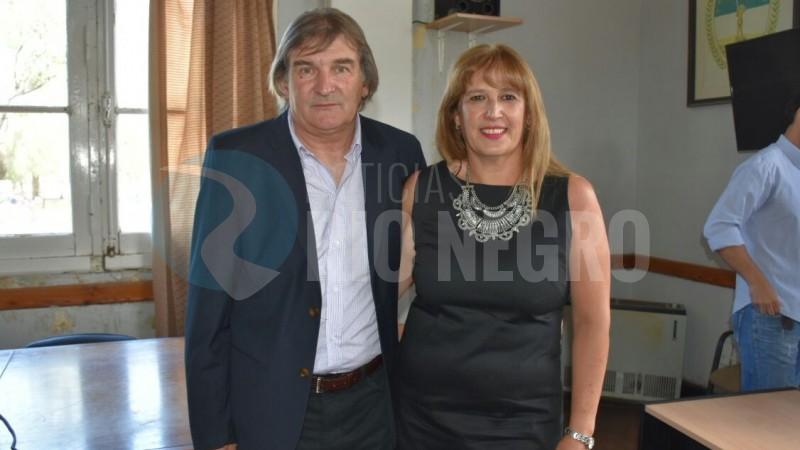 Mario Schachtel, María Judith Michalczewski