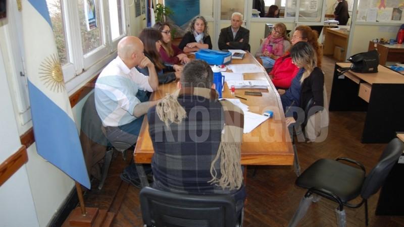 san antonio oeste, Concejo Deliberante, comision de gobierno