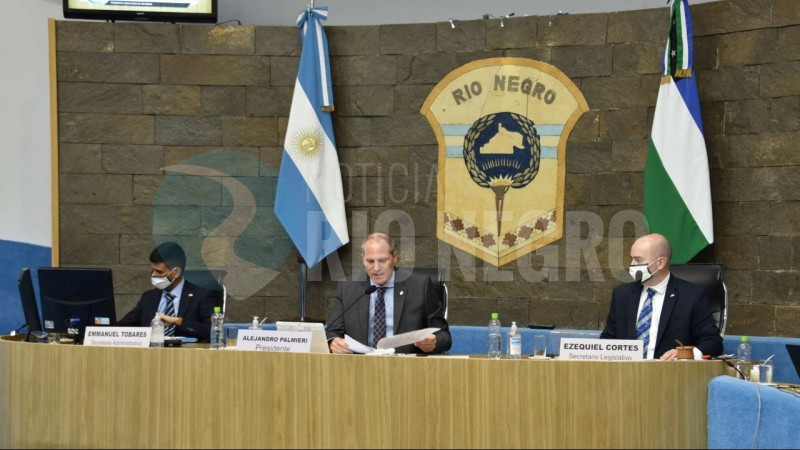 legislatura, sesion, emmanuel tobarez, Ezequiel Cortés