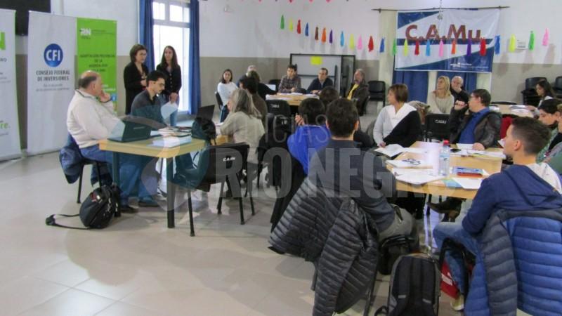 taller interministerial, desarrollo sostenible