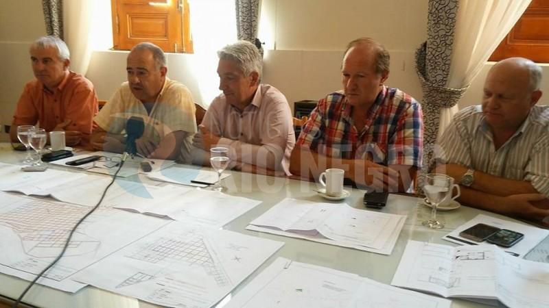 JOSE LUIS ZARA, RICARDO TELLERIA, JORGE ISAAC, AROL SANTA MARIA, ROBERTO HAURE