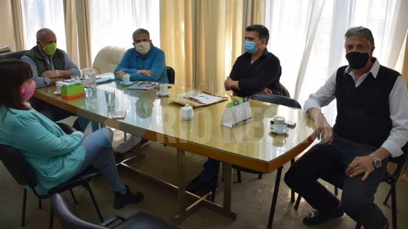 luis fabian zgaib, hospital, general conesa