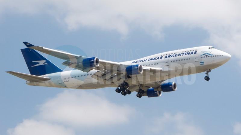 avión, aerolineas argentinas