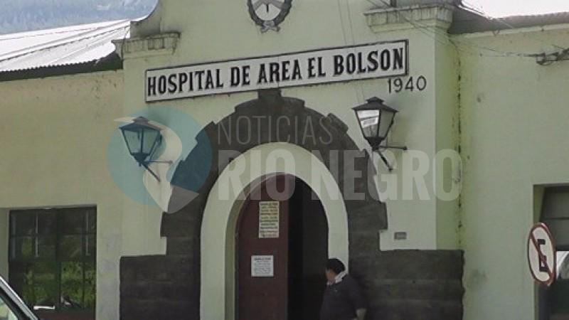 el bolson, hospital
