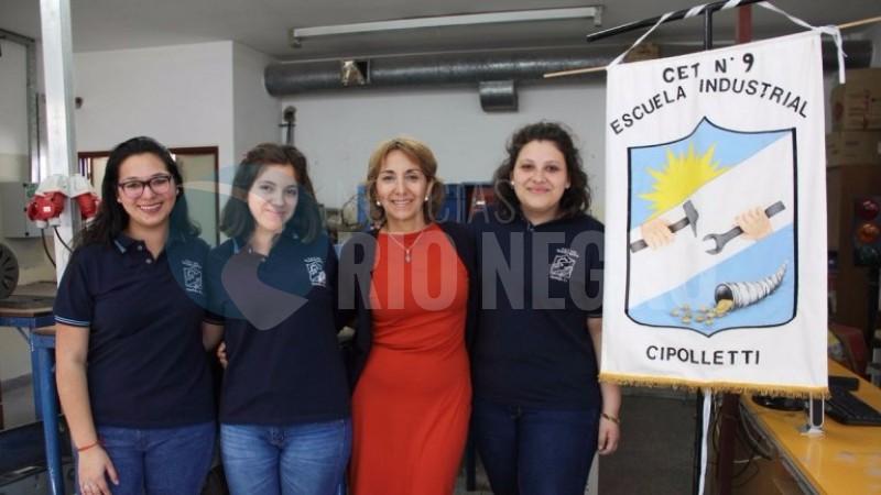 boton antipánico, María Virginia Hernández, Vera Dini, Ester Chandia
