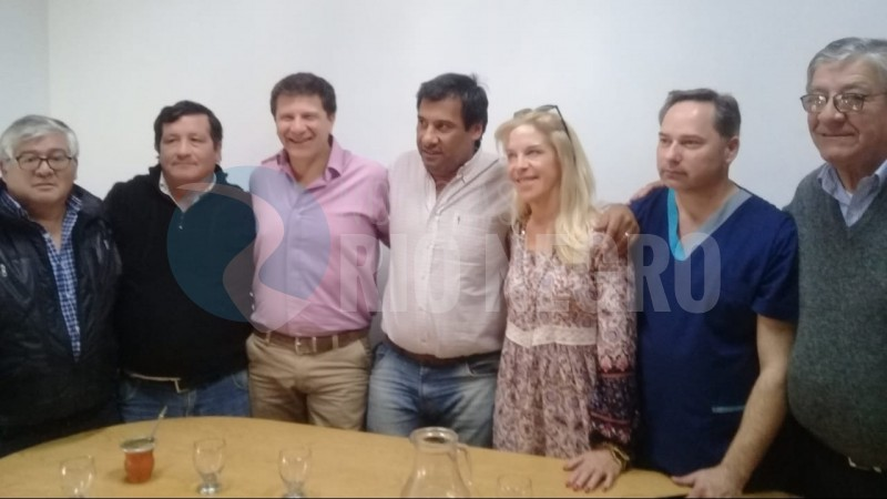 JESUS MARTINEZ, marcelo honcharuk, fabian firmapaz, Nancy Minor, ARIEL ZVENGER, coco perez