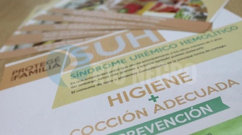 prevencion sindrome uremico hemolitico, higiene