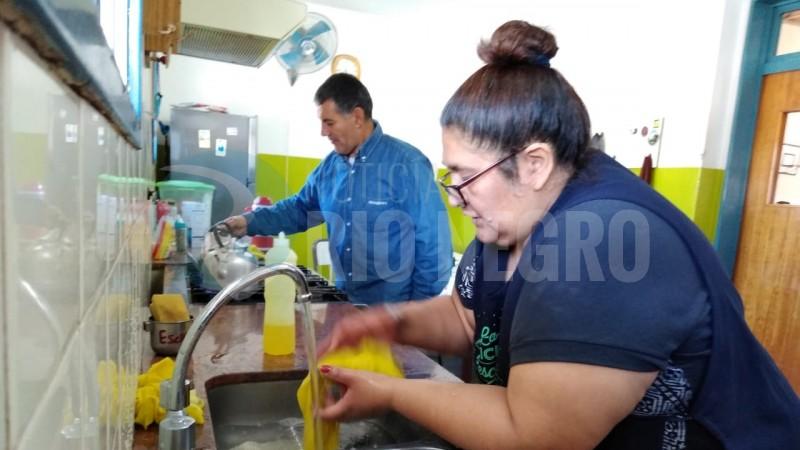 Noticias Río Negro - UPCN reclama a Educación medidas de ...