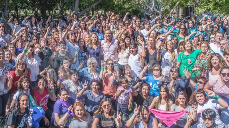 Martin Soria, encuentro provincial de mujeres