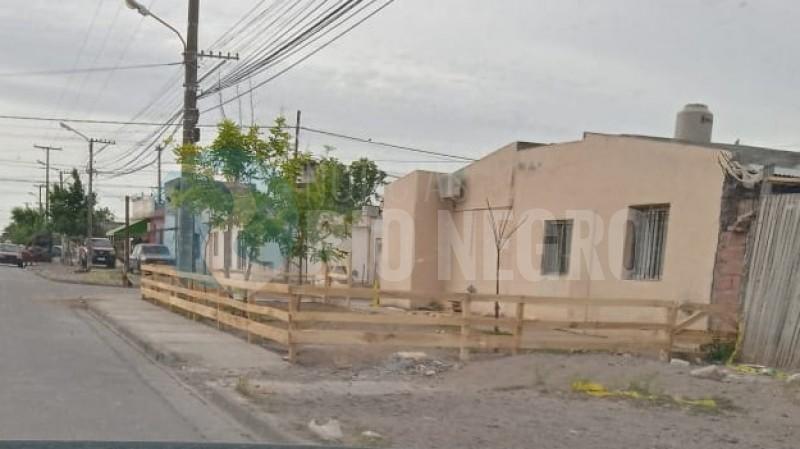 barrio ippv, vereda, cerco