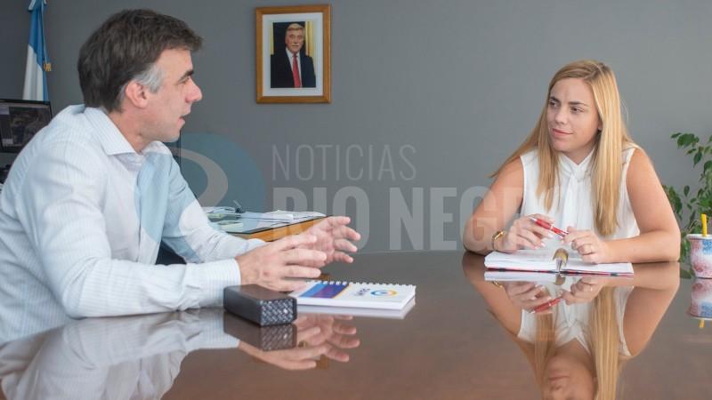 MARIA EMILIA SORIA, Diego Mel