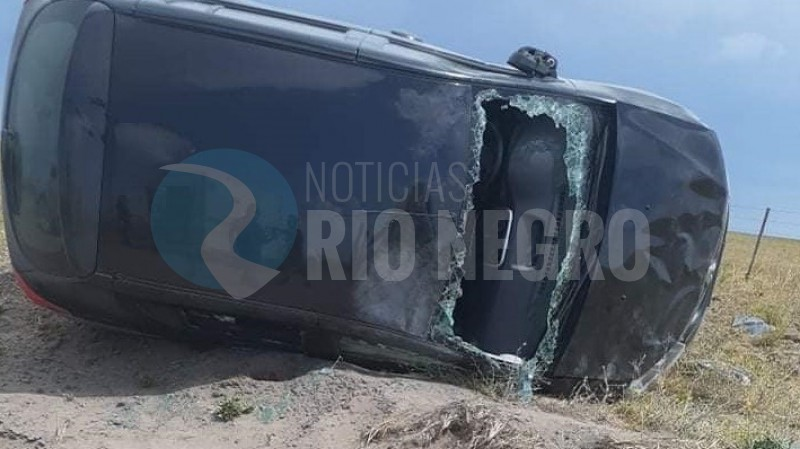 San Blas, CAMINO, ACCIDENTE, vuelco