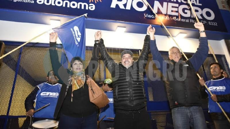 CTA, rodolfo aguiar, Sonia Kopprio, Manuel  Hermida
