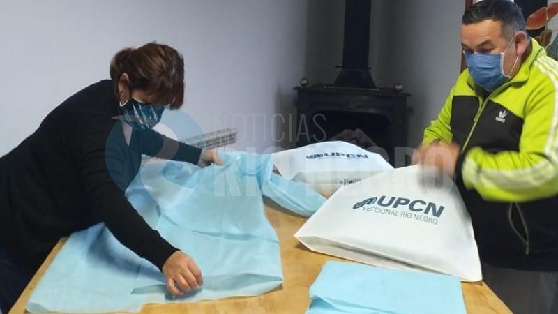 upcn, camisolines