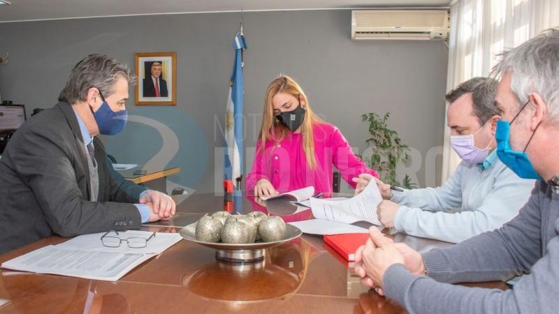 MARIA EMILIA SORIA, banco credicoop