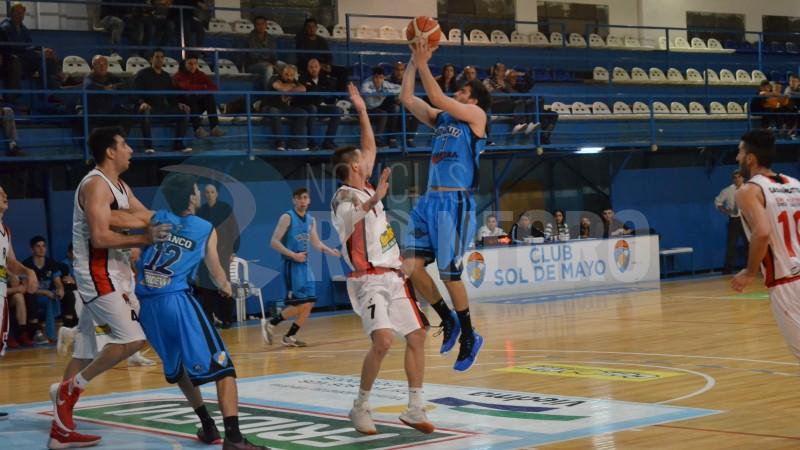 basquet, sol de mayo