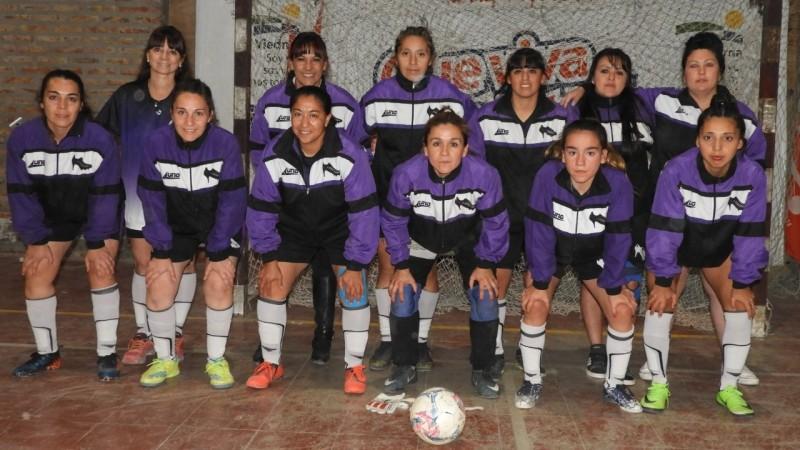 FUTBOLERAS, futbol femenino