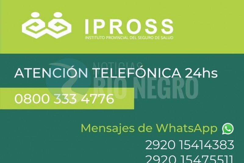 ipross, CENTRO DE ATENCION TELEFONICA