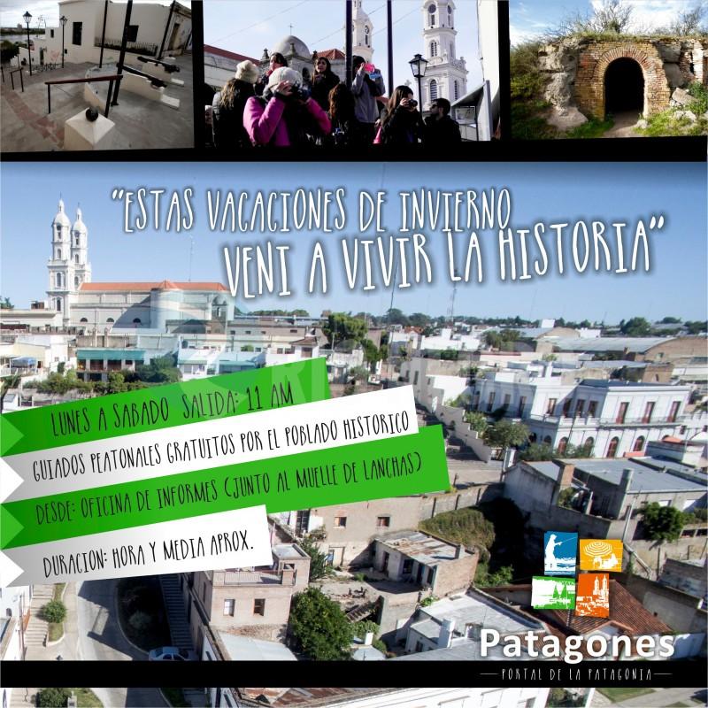 PATAGONES, turismo