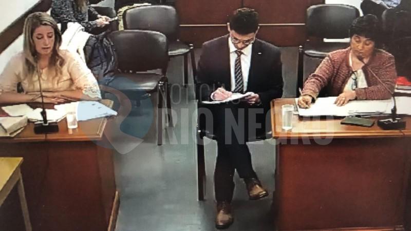 juicio, Yanina Estela, Juan José Álvarez Costa, graciela carriqueo