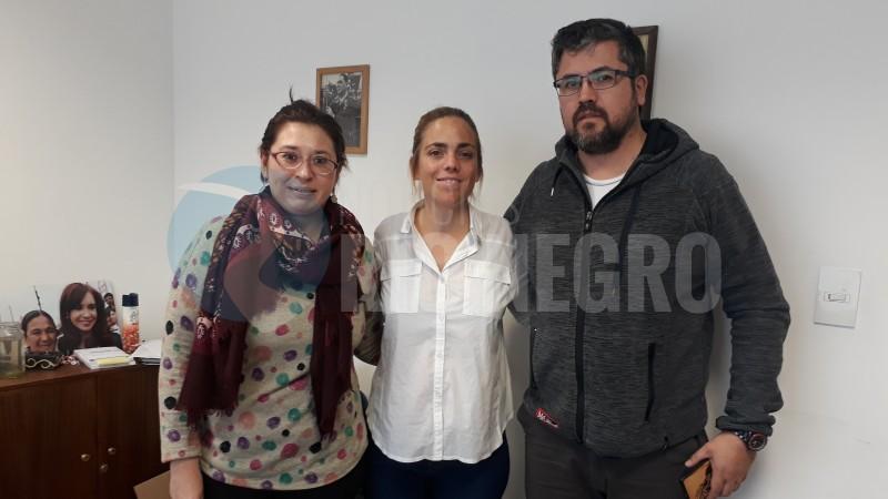 MARIA EMILIA SORIA, inquilinos, Néstor Soler, Karina Silva