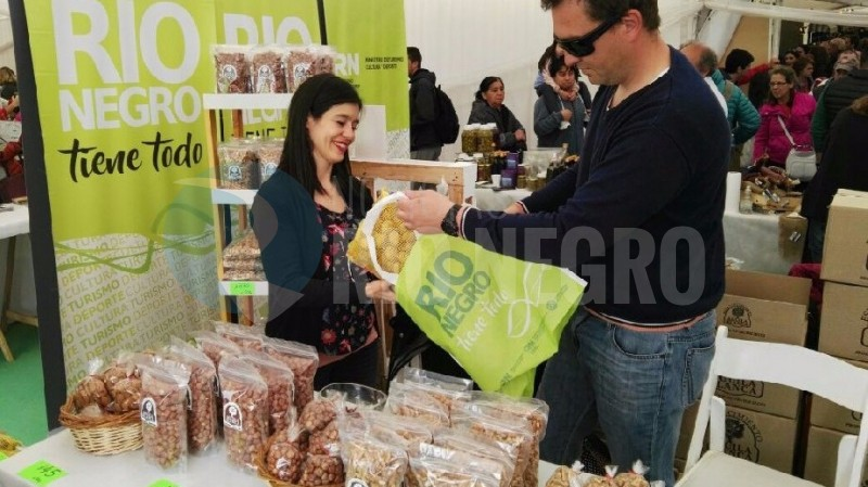 stand, productos regionales