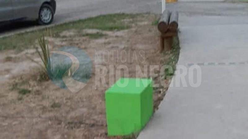 viedma, banco, verde