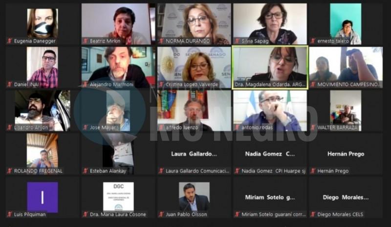 INAI reunión virtual