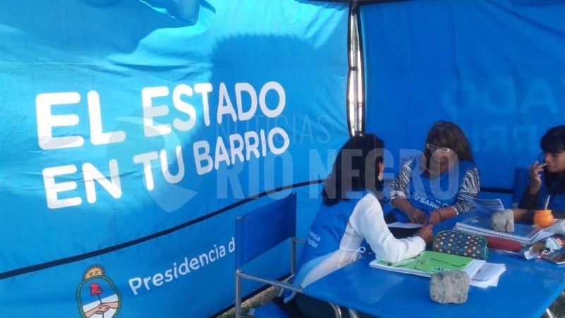 PATAGONES, EL ESTADO EN TU BARRIO