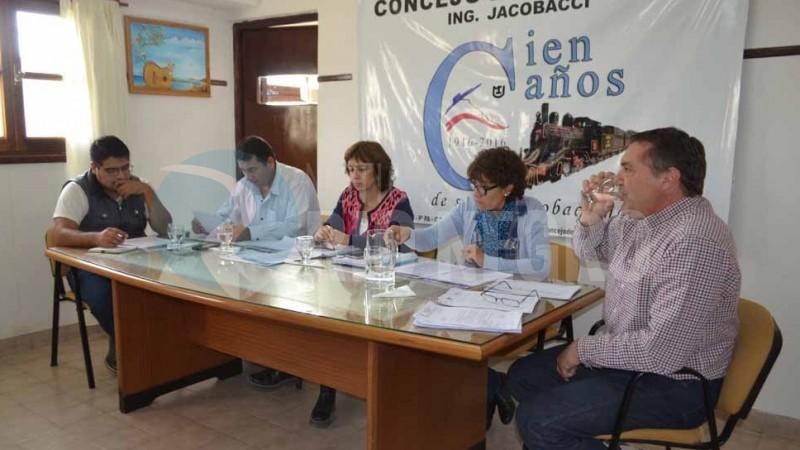 ingeniero jacobacci, Concejo Deliberante
