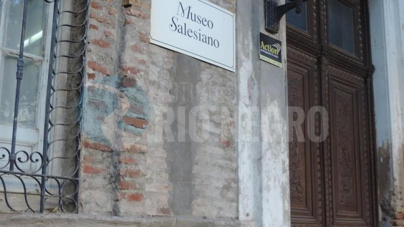 manzana historica, MUSEO SALECIANO