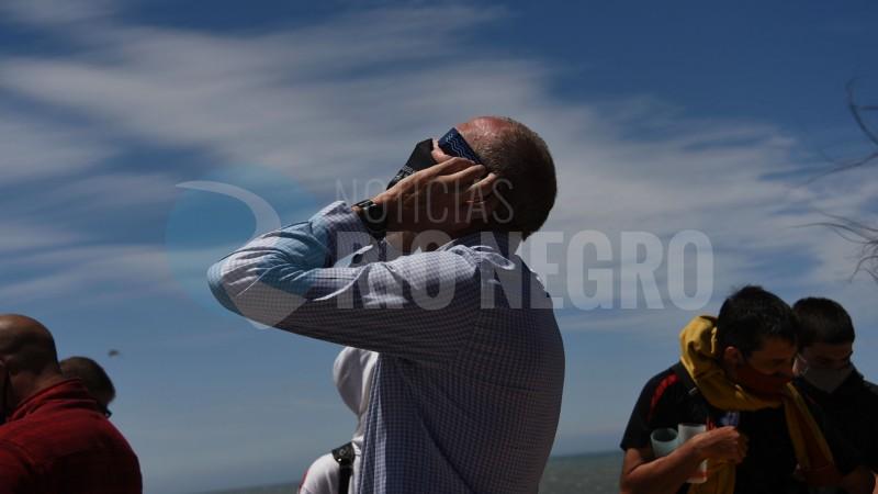 ALEJANDRO PALMIERI, eclipse solar