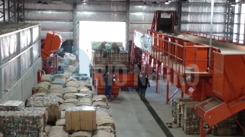 girsu, planta de separacion de residuos