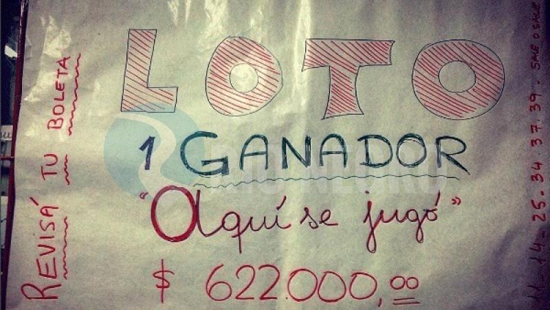 loto, ganador