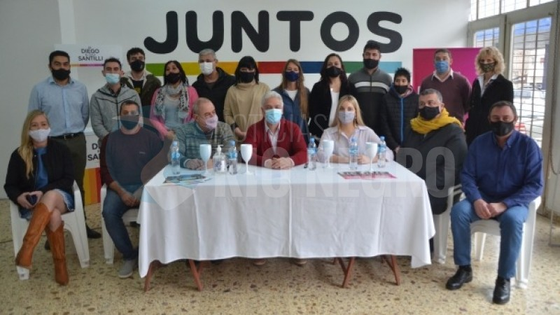 PATAGONES, JUNTOS PARA EL CAMBIO
