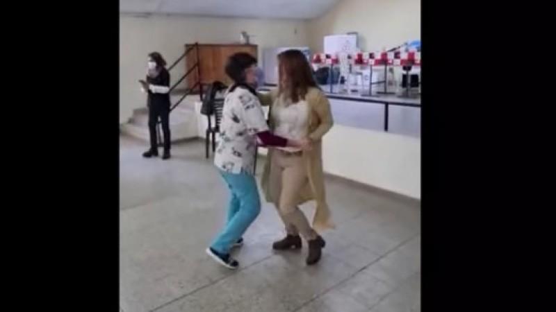 vacunatorio, general roca, baile