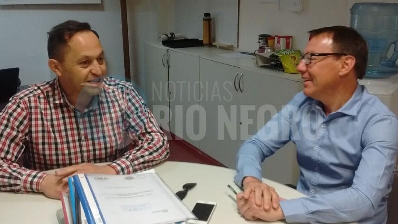 Gustavo Ferreyra, Andrés Méndez