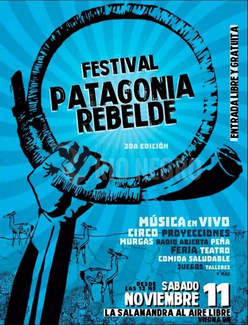 patagonia, rebelde
