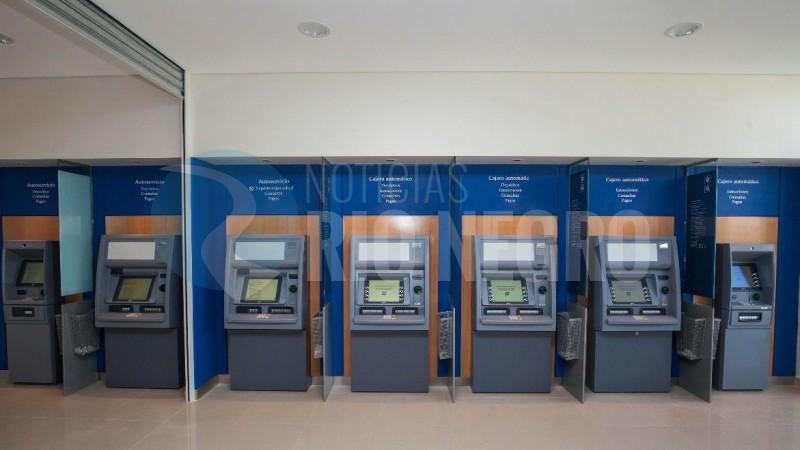 banco patagonia, cajeros automaticos