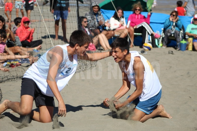 beach voley, el condor, viedma
